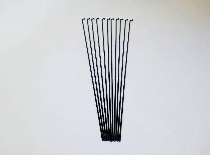 Rayos Importados 290x2mm Con Niples